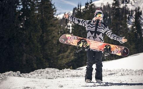 Interview: Olympic snowboarder Aimee Fuller