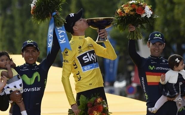 Tour de France: Chris Froome now stands comparison even to Eddy Merckx