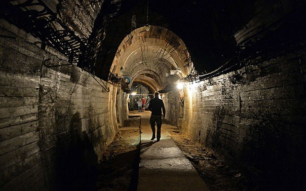 Nazi gold train: Inside Hitler's labyrinth on the trail of a hidden legend
