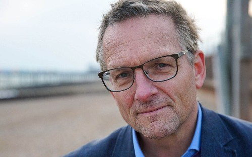Dr Michael Mosley: my six healthy hacks to help you get through lockdown