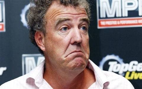 Jeremy Clarkson complains over road closures following a fatal car smash