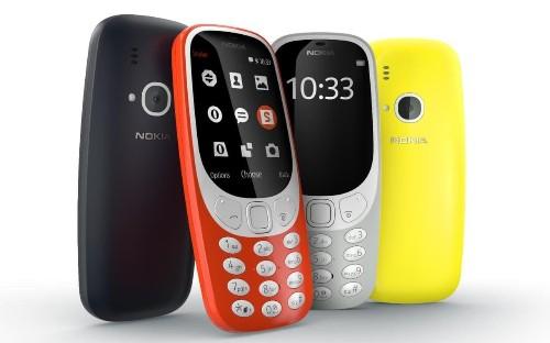 Nokia 3310 demand 'astonishing', says Carphone Warehouse