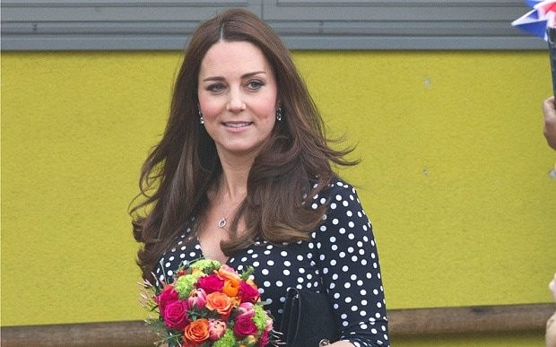 Duchess of Cambridge reveals her love for shepherd's pie on last day of royal visits before birth of second child