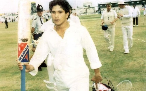Sachin Tendulkar's career in pictures - Telegraph