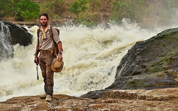 Former British soldier becomes first man to walk the Nile
