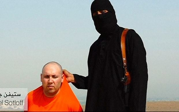 Terror group that beheaded James Foley is holding up to 20 western hostages