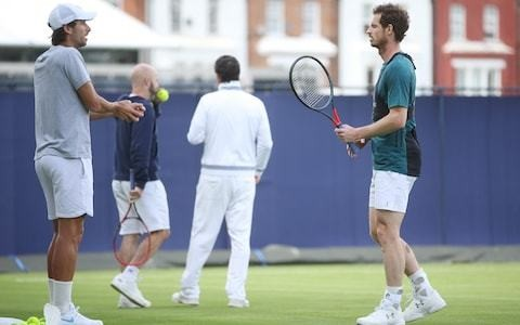 Andy Murray comeback overshadowed by allegations that doubles partner was involved in match fixing