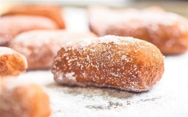 Rose Prince's Baking Club: Doughnuts