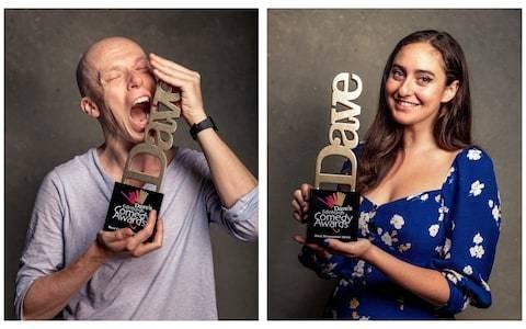 Jordan Brookes and Catherine Cohen win Edinburgh Comedy Awards