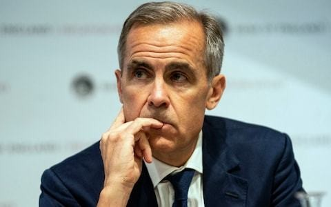 Carney should be asked to stay on. There's no-one better for this time