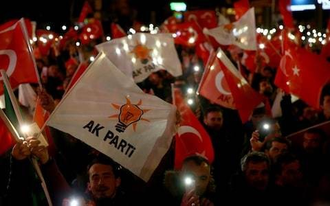 Turkish president suffers series of setbacks as his party loses grip of capital