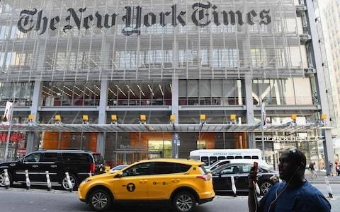 New York Times' appeal for British people to describe their 'petty crime' experiences backfires