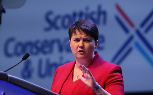 Ruth Davidson: Nicola Sturgeon faces 'massive' voter backlash if she demands second indy ref