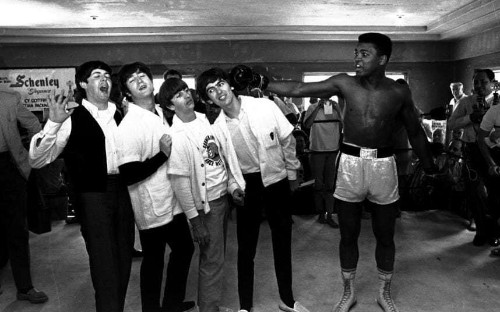Muhammad Ali's love affair with Britain: 'If he'd been born there, he would never have changed his name'