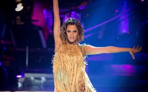 Caroline Flack always worried that she wasn't worthy