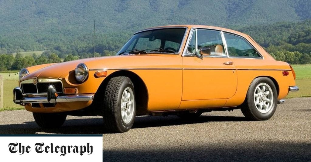 1980 MGB LE Roadster: The last of the Abingdon MGs