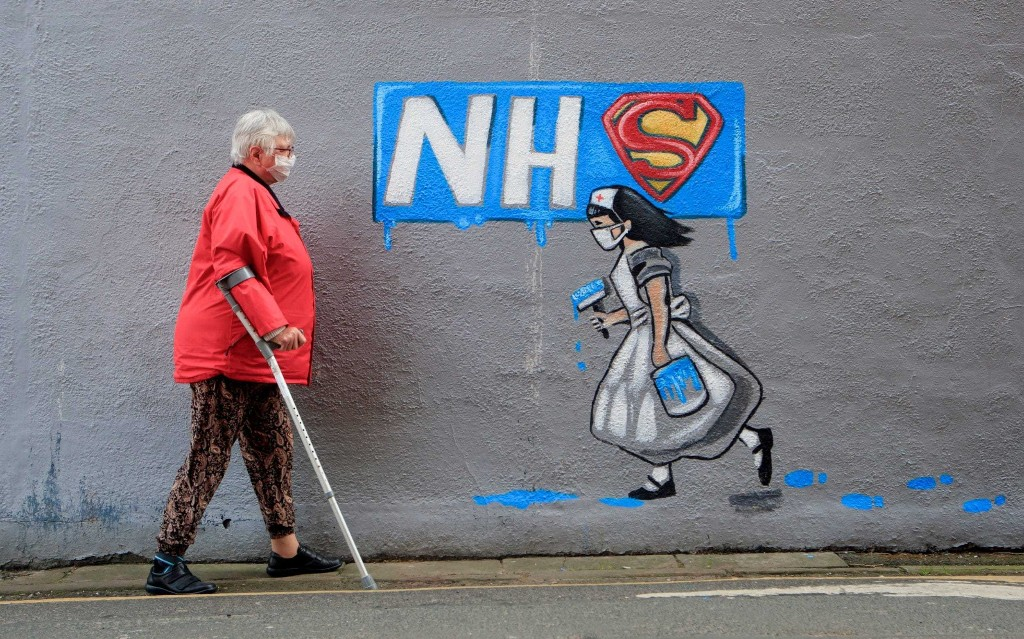 Letters: A bad outcome of the crisis would be to think the NHS untouchable