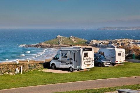 20 amazing British campsites beside the sea
