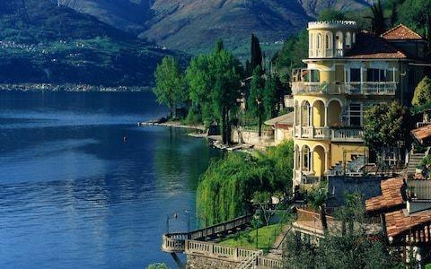 Medieval village on Lake Como introduces controversial five-euro entrance fee