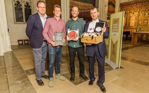 World Bread Awards 2019: Meet the baker behind Britain's best loaf