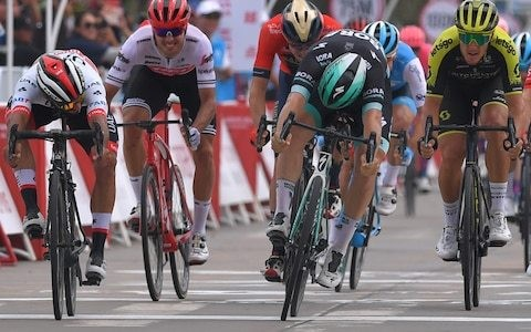 Gree-Tour of Guangxi 2019, stage one – full results and standings: Fernando Gaviria sprints into first leader's jersey