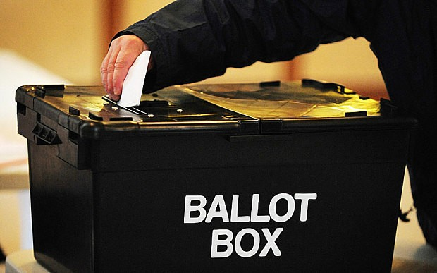 Voting by computer could be standard within a decade