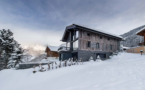 Luxury chalet of the week: Blossom Hill, Courchevel