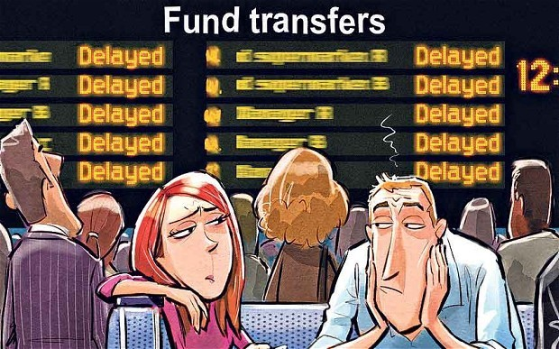 Investors hit by transfer delay shambles