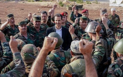 How Presidents Trump and Erdogan have left the Bashar al-Assad's regime victorious in Syria
