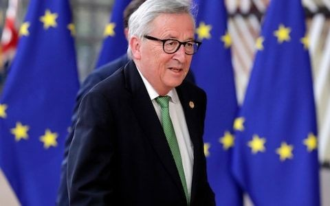 Jean-Claude Juncker says EU will never renegotiate its Brexit deal no matter who becomes new PM