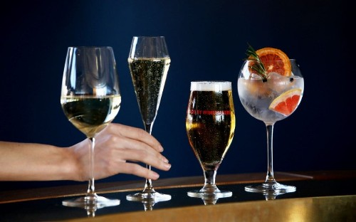 Something's brewing: the English wine producers moving into beer, cider, vodka, and gin