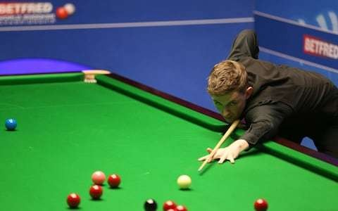 Amateur James Cahill five frames from beating Ronnie O'Sullivan and producing one of the all-time sporting shocks