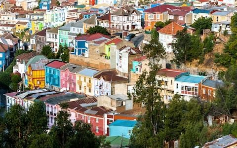 The colourful houses and cerros are sure to raise a smile – an expert guide to the Chilean city of Valparaiso