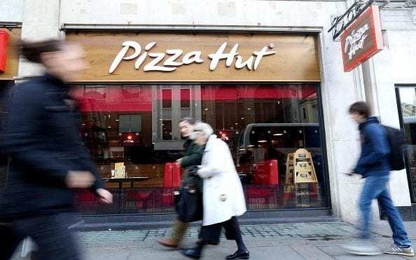Man charged after girl dragged from Pizza Hut restaurant and raped