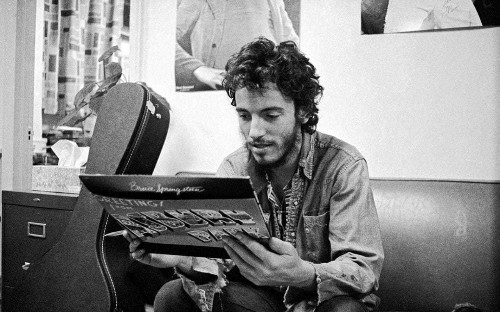Bruce Springsteen: My father used to call me 'outcast misfit weirdo sissy boy'
