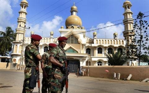 Sri Lanka deploys troops after communal violence breaks out in wake of Easter Sunday bombings