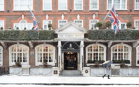 The best hotels in London for a special Christmas break