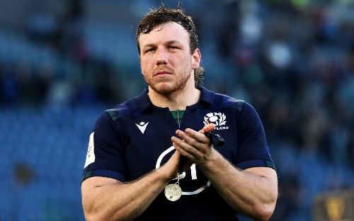 Hamish Watson: Italy victory 'gets the monkey off our back' after near misses