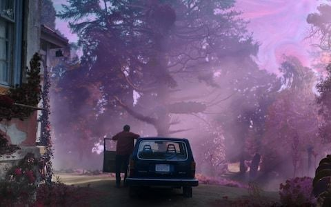 Color Out of Space review: Nicolas Cage's alpaca-farming sci-fi horror is subtler than you might expect