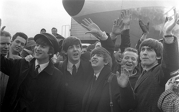 The Beatles 'did not spark a musical revolution in America'