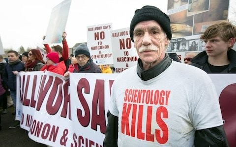 'I left Scientology and lost my whole family - I didn't even know my mother had died'