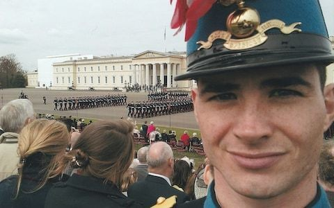Sandhurst days of 'terror plot' German army officer who impersonated a Syrian refugee