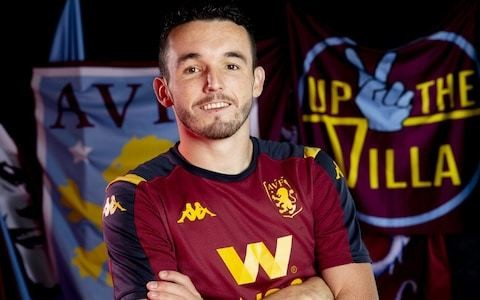 Steve Bruce: Aston Villa paying £2m for John McGinn is my best ever signing