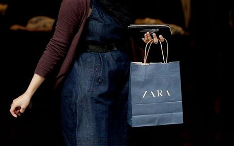 Company behind Zara investigated for 'slave labour'