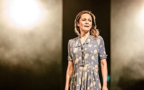 Plenty, Chichester Festival Theatre, review: Rachael Stirling triumphs as a fearless Bond-like figure in David Hare revival