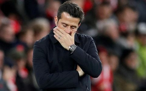 Everton had to bite the bullet with Marco Silva - but this will need to be their last expensive mistake