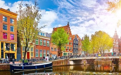 Amsterdam could soon charge the highest tourist tax in Europe