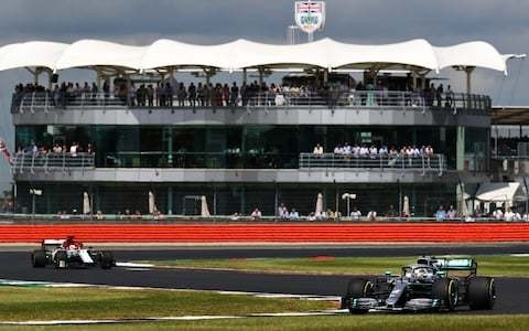 British Grand Prix 2019: What time does the F1 race at Silverstone start tomorrow, what TV channel is it on and what are the odds?