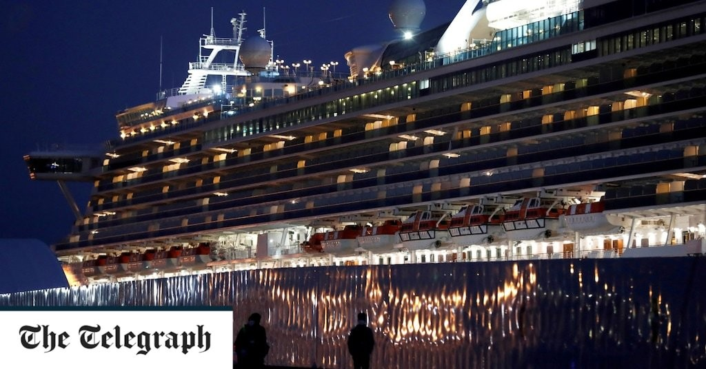 Cruise travel banned until October amid Government repatriation fears over stranded sick passengers