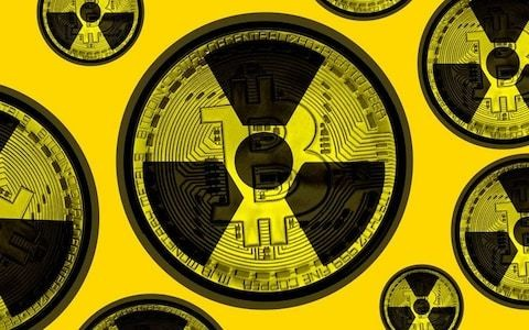 Inside the secret nuclear bunker that stores digital gold for the super rich – 'the Fort Knox of Bitcoin'